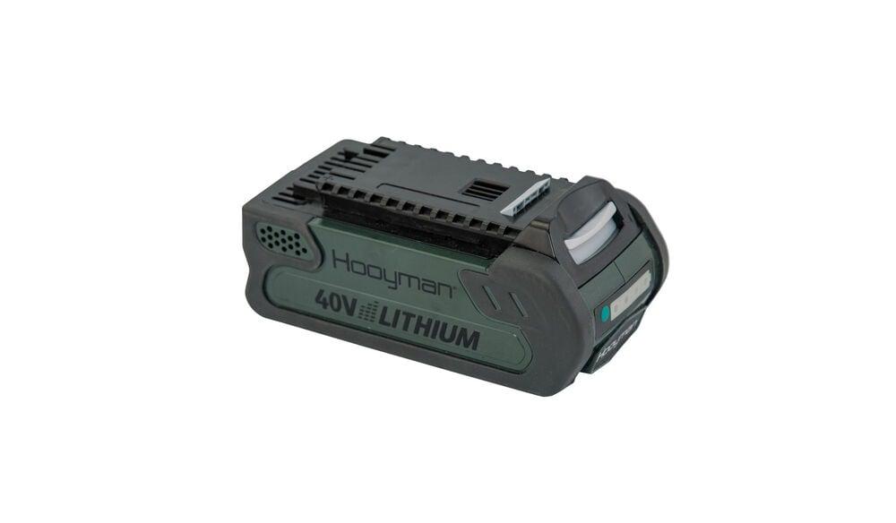 40V Lithium-Ion Battery