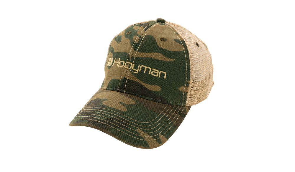 Hooyman Legacy Hat Camo