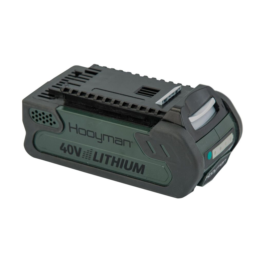 40V Lithium-Ion Battery
